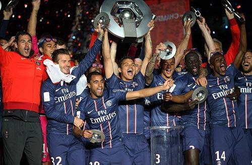 5 năm nữa, PSG sánh ngang Barca, Real (kỳ 1) - 1