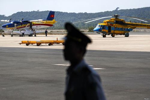 Malaysia biết ơn Việt Nam trong tìm kiếm MH370 - 2