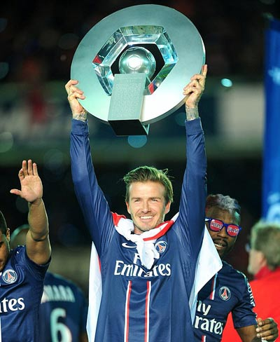 Beckham, Ibra và nghệ thuật PR của PSG (kỳ 3) - 2