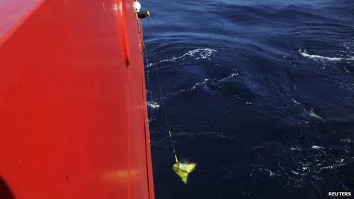 Vụ MH370: Bắt đầu cuộc đua dưới lòng đại dương - 3