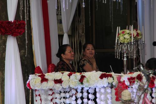 Mẹ Tuấn Hưng hồi hộp trước lễ cưới con trai - 2
