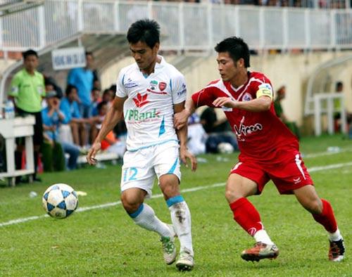 Trước V11 V-League: Khó cho các đội khách - 1