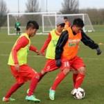 Bóng đá - U19 VN - Đội trẻ Lille: Thuốc thử hạng nặng