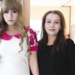 Ngôi sao điện ảnh - Kim Loan lo con gái yêu nhạc sỹ Hà Dũng