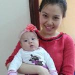 Bạn trẻ - Cuộc sống - Sinh con sớm, 9X lóng ngóng làm mẹ
