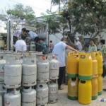 Thị trường - Tiêu dùng - Ổ gas lậu vùng giáp ranh