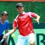 Thể thao - Minh Quân tỏa sáng ở Davis Cup