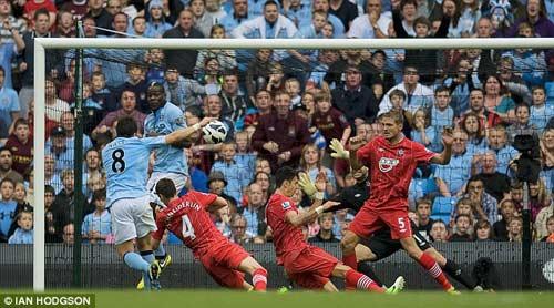 Man City – Southampton: Bàn đạp tới Anfield - 2