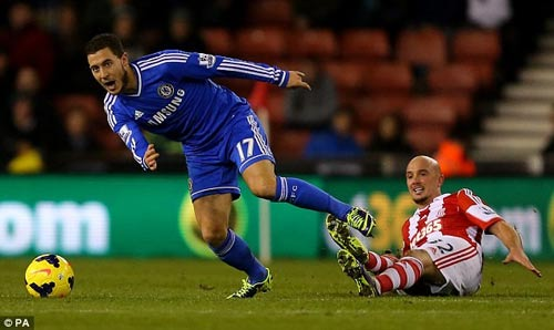 Chelsea – Stoke: Mầm họa là đây - 1