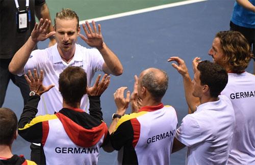 TK Davis Cup ngày 1: Federer cứu Thụy Sĩ - 3
