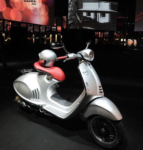 Vespa 946 ra mắt thêm hai màu mới - 2