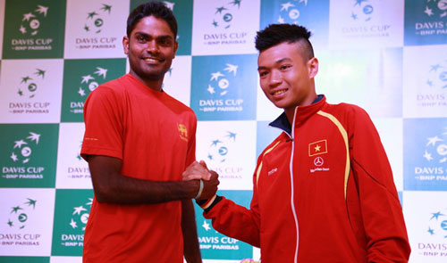 Hoàng Thiên thảm bại trước tay vợt Sri Lanka - 1
