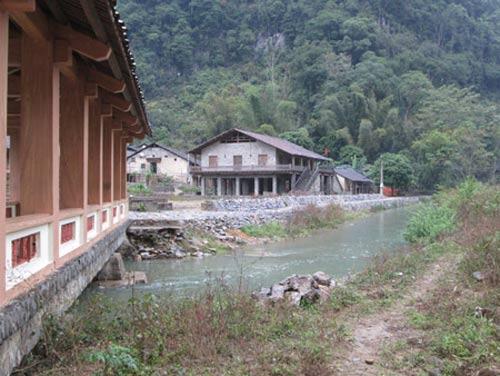 """Độc đáo làng """"đá"""" ở Cao Bằng - 3"""