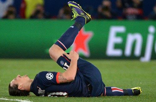 Ghi 40 bàn/mùa, Ibrahimovic vẫn tầm thường? - 2