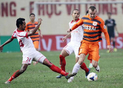 Các CLB Việt Nam ở AFC Cup: Cần cả may mắn và... sức khỏe - 1