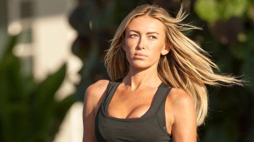 """Người mẫu Paulina Gretzky làm """"nổi sóng"""" làng golf - 2"""