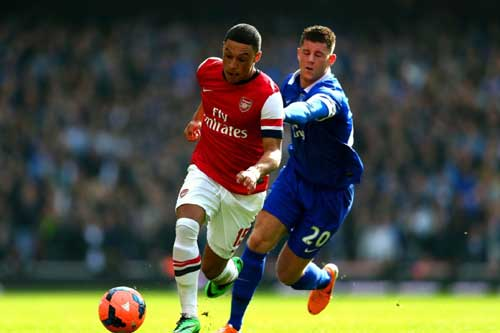 Everton- Arsenal: Khúc cua sinh tử - 1
