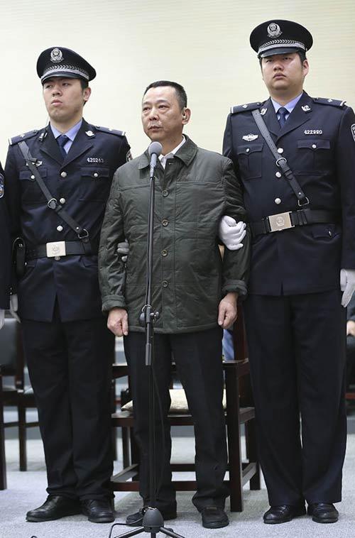 Trùm mafia Trung Quốc: Chiếc ô bảo kê khổng lồ - 5