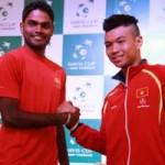 Thể thao - Hoàng Thiên thảm bại trước tay vợt Sri Lanka