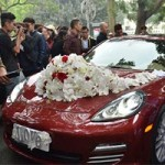 Ca nhạc - MTV - Ngắm xế xịn 10 tỷ nhà Tuấn Hưng đi đón dâu