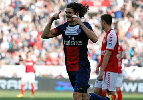 PSG - Reims: Không thể ngăn cản - 1