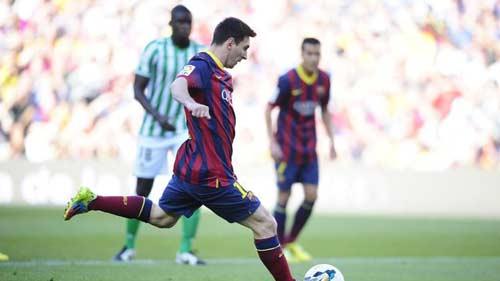 Barca - Betis: Thảm họa phòng ngự - 1