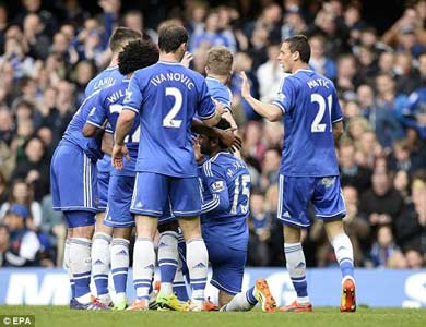 TRỰC TIẾP Chelsea-Stoke: An bài (KT) - 5