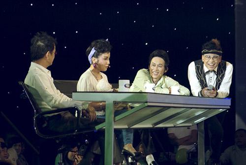 """""""Bản sao Mỹ Tâm"""" khiến Hoài Linh thán phục - 16"""