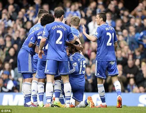 """Chelsea – Stoke: """"Kép phụ"""" lên tiếng - 1"""