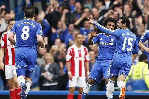 Mourinho vẫn bi quan về cơ hội của Chelsea - 1