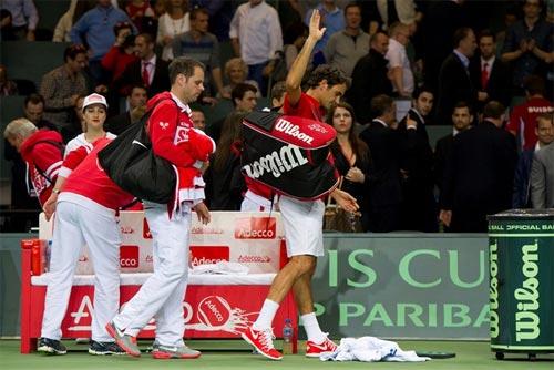 TK Davis Cup ngày 2: Siêu sao Murray - 2