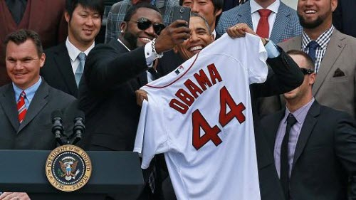 Nhà Trắng cấm Samsung dùng hình ảnh Obama để quảng cáo - 1
