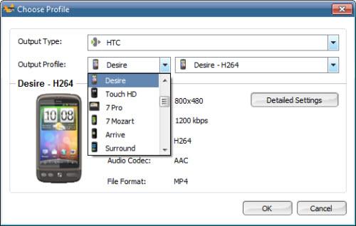 Phần mềm chuyển đổi định dạng video cho thiết bị số - 2