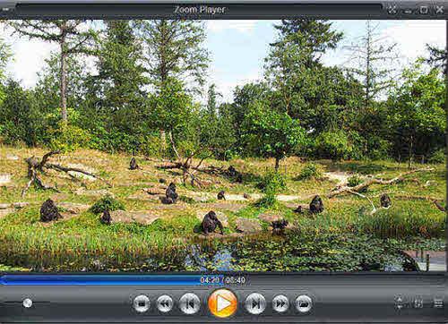 """Xem phim, nghe nhạc, duyệt ảnh cực """"đỉnh"""" với Zoom Player MAX - 1"""
