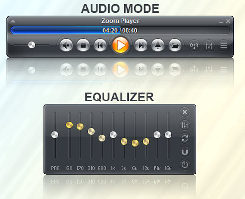 """Xem phim, nghe nhạc, duyệt ảnh cực """"đỉnh"""" với Zoom Player MAX - 3"""
