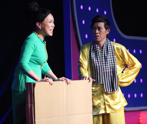 """Hoài Linh bật khóc vì """"hiện tượng nhái giọng"""" - 7"""