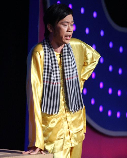 """Hoài Linh bật khóc vì """"hiện tượng nhái giọng"""" - 9"""