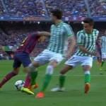 Bóng đá - Barca - Betis: Thảm họa phòng ngự
