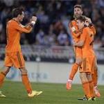 Bóng đá - Sociedad - Real: Hiệp 2 tưng bừng