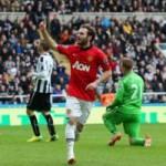 Bóng đá - MU đại thắng, D.Moyes đưa Mata lên mây