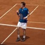 Thể thao - TK Davis Cup ngày 2: Siêu sao Murray