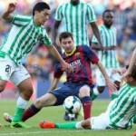 Bóng đá - Barca thắng nhọc: Run rẩy đến Calderon
