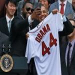 Công nghệ thông tin - Nhà Trắng cấm Samsung dùng hình ảnh Obama để quảng cáo
