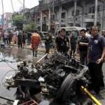 Tin tức trong ngày - Bốn quả bom phát nổ ở Thái Lan, 1 người tử vong