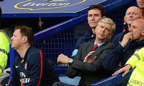 Wenger lo ngại Arsenal khó cạnh tranh top 4 - 1