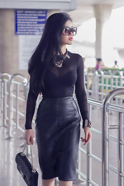 "Julia Hồ muốn xóa danh ""hoa hậu ăn chơi"" - 3"