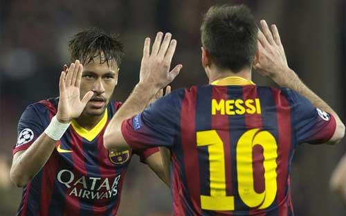 Barca thành hay bại đều tại Messi – Neymar - 2