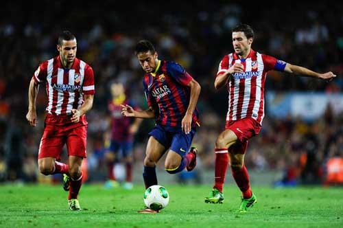 Barca thành hay bại đều tại Messi – Neymar - 1