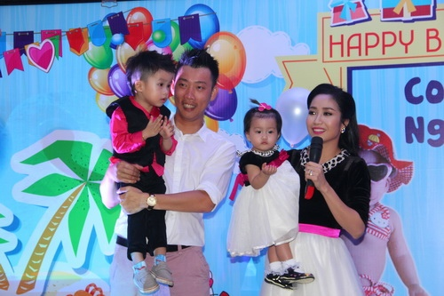 Vân Ốc mở tiệc lớn mừng sinh nhật con gái - 4