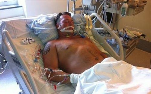Bệnh nhân sợ hãi tỉnh dậy khi phải hiến tạng - 1